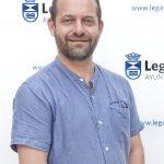 Saluda del Concejal de Desarrollo Local y Empleo del Ayuntamiento de Leganés